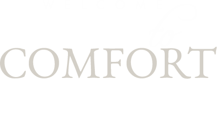 Welcome Home To Comfort